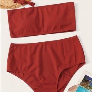 Other - Plus Size Bathing Suit 2 piece